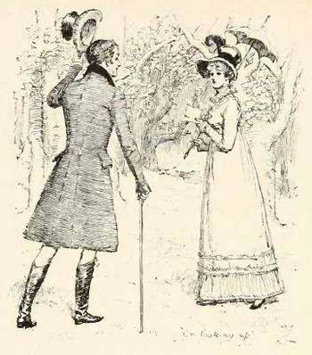 Jane Austen - Orgoglio e pregiudizio, Vol. II - cap. 10 (33)