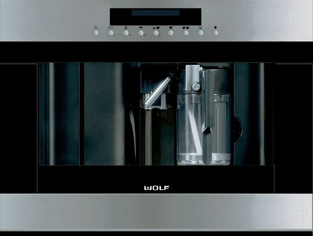 Wolf - EC24/S - Coffee Makers & Espresso Machines