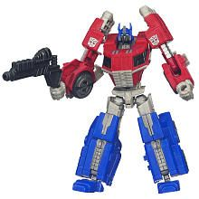 """Transformers Generations Deluxe Action Figure - Optimus Prime - Hasbro - Toys """"R"""" Us"""