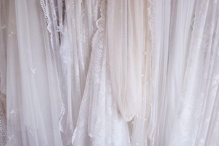 Wild Spirit Lovers wedding veils - We are a bridal design studio creating handmade, customized bohemian and vintage inspired wedding veils