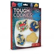 fred tough cookies - cookie cutter set