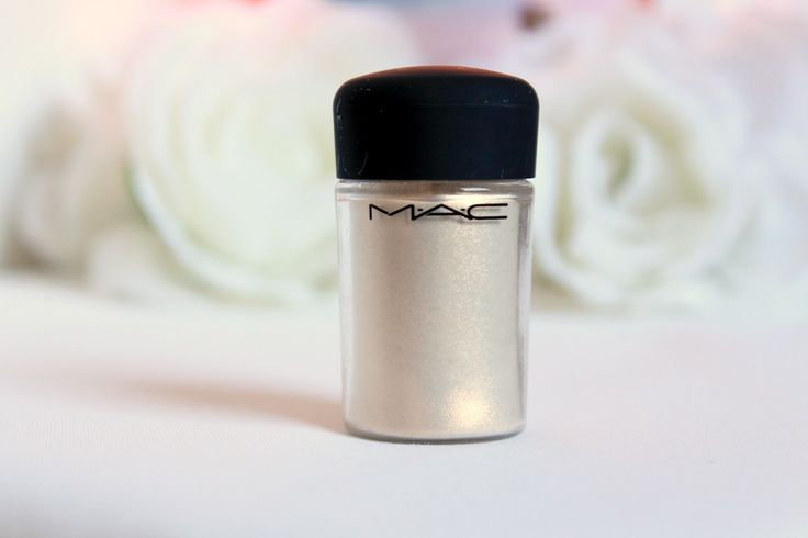 MAC: Vanilla pigment...best highlighter ever...run down nose, across cheekbones, cupids bow and chin.