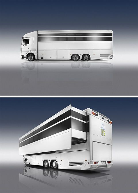 ketterer continental motorhome - Google Search