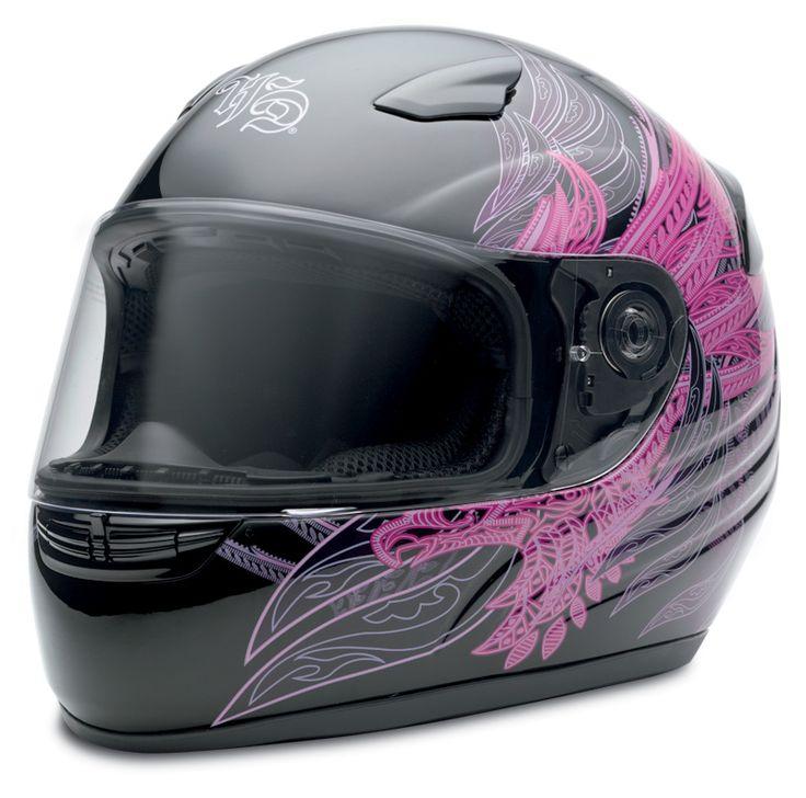 HarleyDavidson Helmets for Women Womens Cosmic Helmet