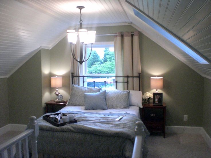 Remodeling Small Attics | The Brick Cottage: Run My Renovation: Attic  Before and After