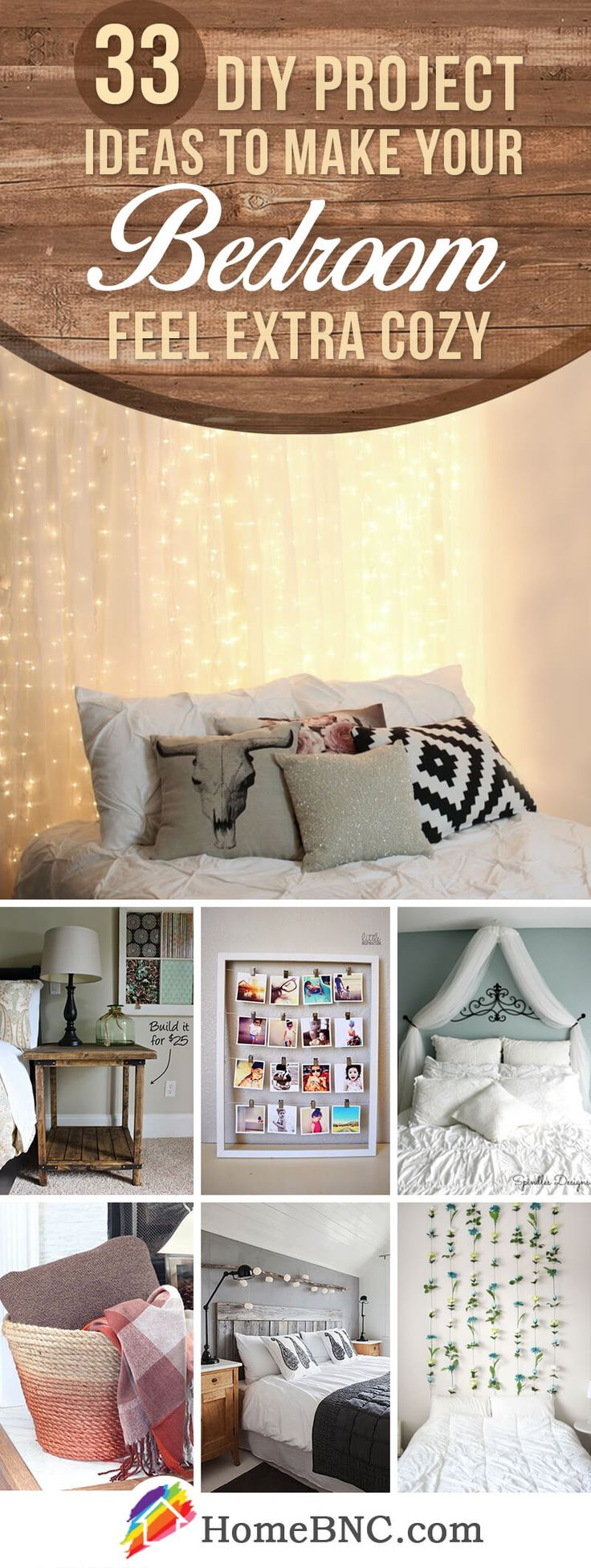 How to make bedroom