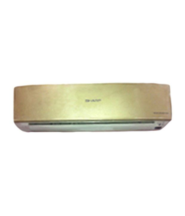 Sharp 1.5 Ton Inverter AH X18PET G Split Air Conditioner Gold price list in India, User Reviews, Rating & Specifications