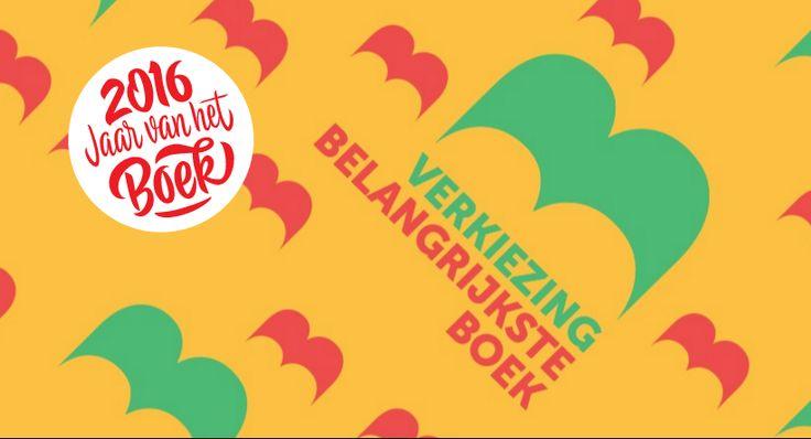 45 best 2016 jaar van het boek images on pinterest authors book alle informatie over de verkiezing van het belangrijkste boek https fandeluxe Image collections