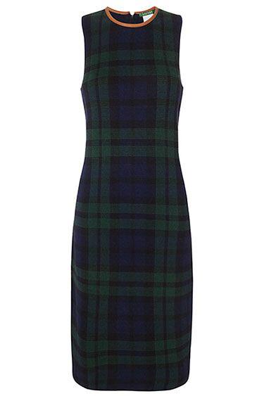 Gone Plaid: Shop 10 Dresses that Check Out