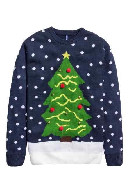 Sweter męski, H&M 59,90 zł