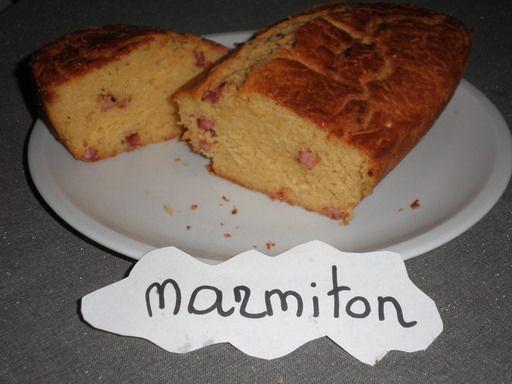 Recette de Cake aux lardons