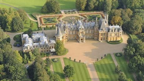 Waddesdon Manor, Oxfordshire