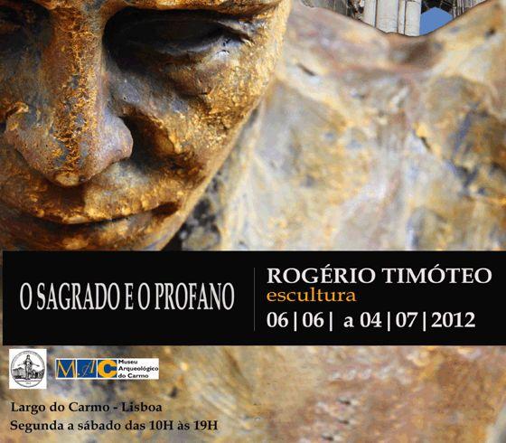 Rogério Timóteo Exhibition
