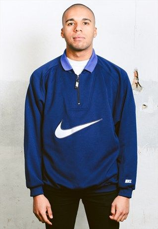 Vintage 90s Men's NIKE Sweatshirt, available at ASOS.MP/NORTHERNGRIP