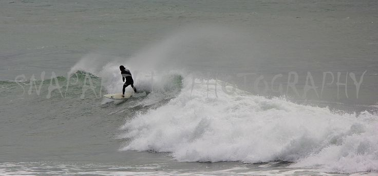 surfs up at Mount Maunganui