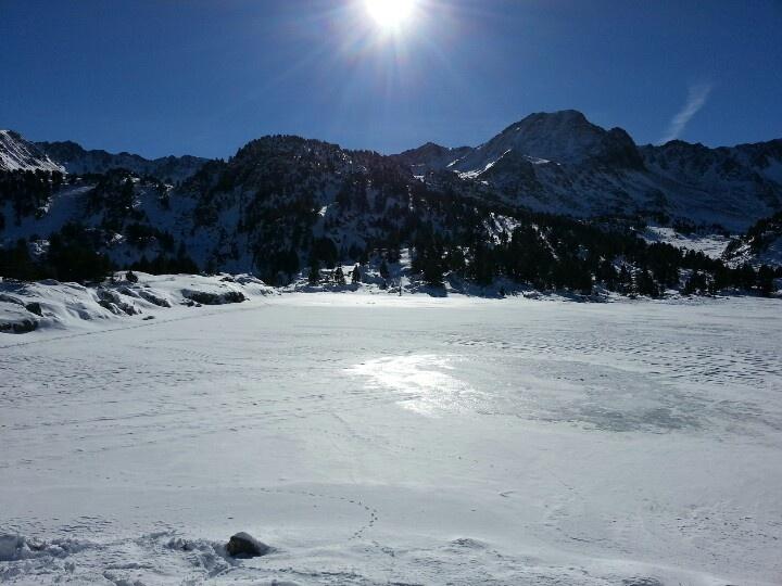 Estaciones esqui... andorra