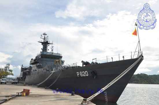 SLNS Sayura Returns to Sri Lanka. Sri Lanka Navy's Offshore Patrol Vessel, SLNS Sayura, returned home on 27th May 2015 after attending the International Maritime Defence Exhibition (IMDEX Asia 2015) in Singapore from 19th to 21st May 2015.  The ship was welcomed at the Inneryard Jetty of the Trincomalee Harbour, Sri Lanka.  IMDEX Asia 2015, that comprised of an exhibition, strategic conferences and a warships display, is a global platform for participants to keep abreast of the latest…