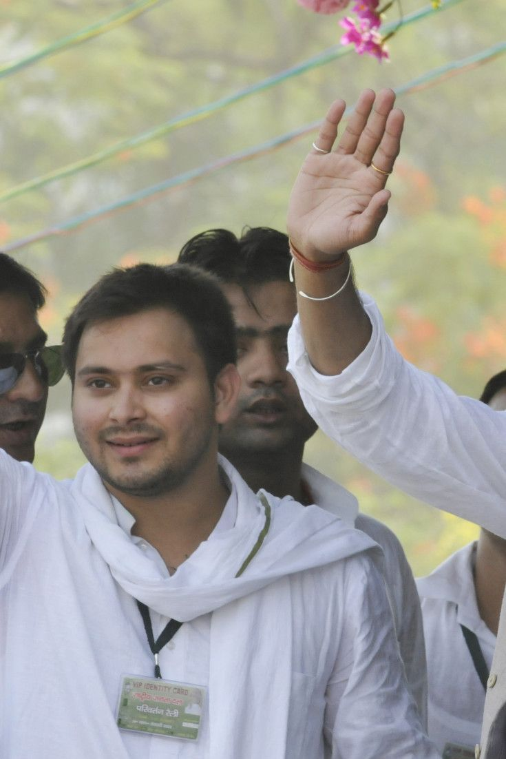 Lalus Debutante Sons Get Six Ministries In Nitish Kumar Government