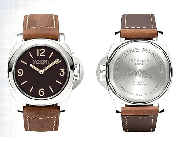 PANERAI BOUTIQUES SPECIAL EDITIONS 2.000 Pz. in the world