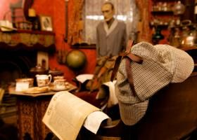 Sherlock Holmes Pub London