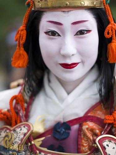 Jidai Matsuri, Imperial Palace, Kyoto