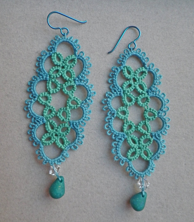Example of tatting