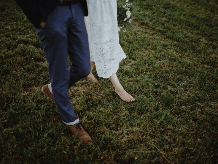 Combien coute un mariage ? - La mariée aux pieds nus