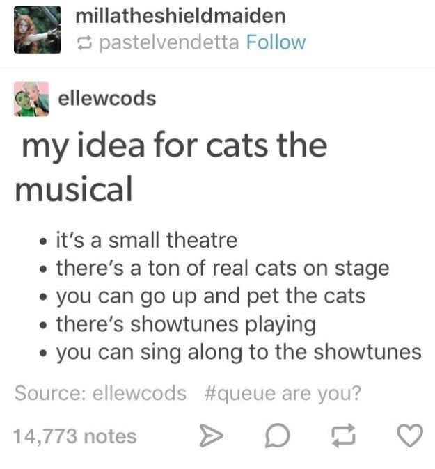 This musical concept:   Literally Just 17 Really, Really Good Ideas