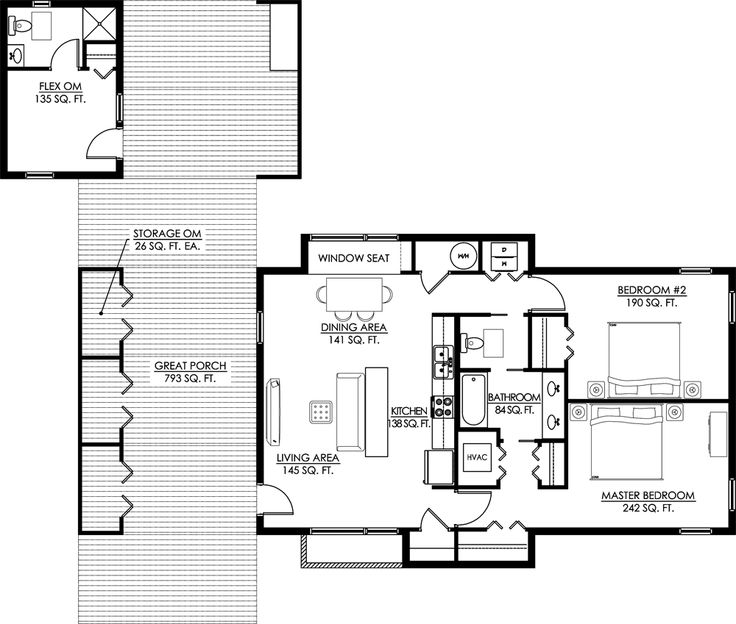 329 best retirement plans images on pinterest small for Small house plans for retirees