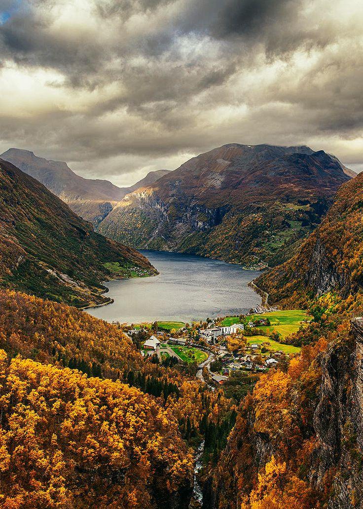 """wnderlst: """"Geirangerfjord, Norway"""""""