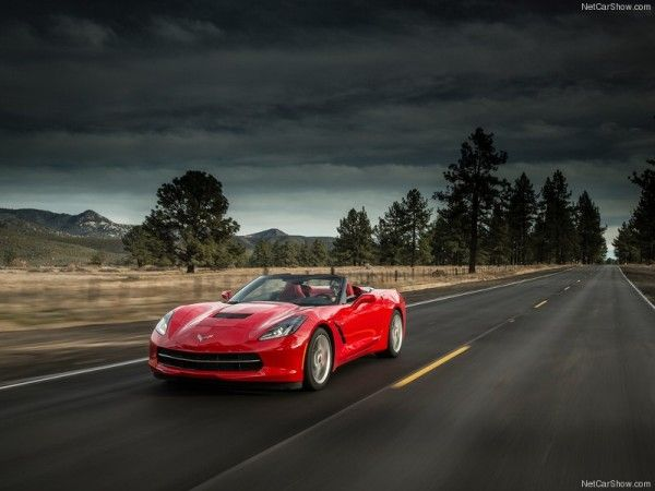 2014 Chevrolet Corvette C7 Stingray Convertible Reds wallpapers 600x450 2014 Chevrolet Corvette C7 Stingray Convertible Full Review with Ima...