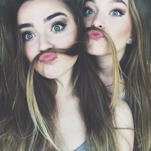 16 Selfies obligatorias para tomar con tu mejor amiga