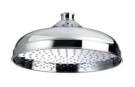 £208 inc VAT Traditional 300mm Round Fixed Head Chrome | Traditional Shower Accessory - Misc | Bristan
