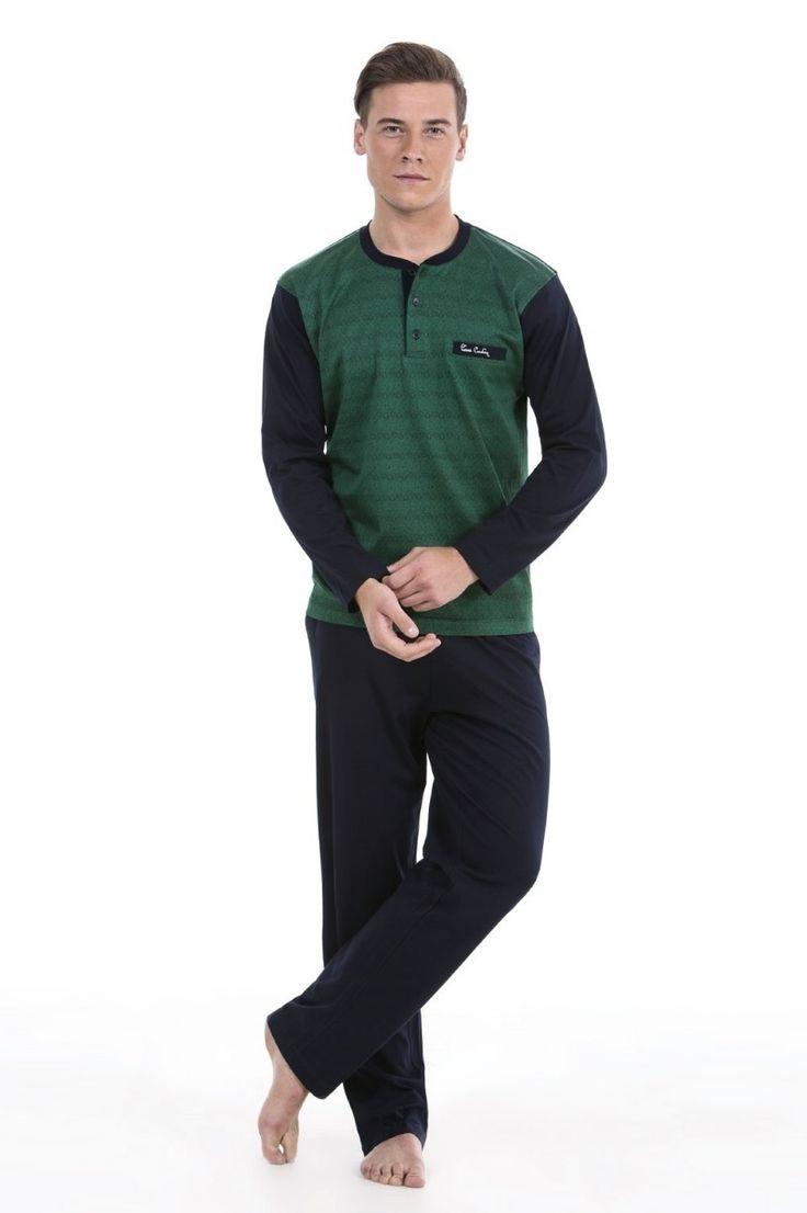 Pierre Cardin 5241 Erkek Pijama Takım  Erkek Pijama Takım online erkek pijama, 2017 erkek pijama | Mark-ha.com | #ErkekPijama #OnlineErkekPijama #2017ErkekPijama #ErkekGiyim #EvGiyimi #KışlıkErkekPijama #YeniSezon #Sonbahar #moda #trend #2017 #pijama #erkekmoda