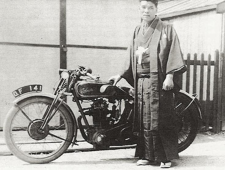 The Vintagent: KENZO TADA