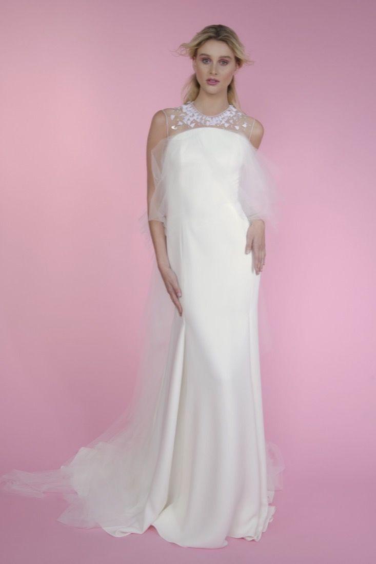 Excelente Vestido De Novia De Le Spose Di Gio Motivo - Ideas de ...