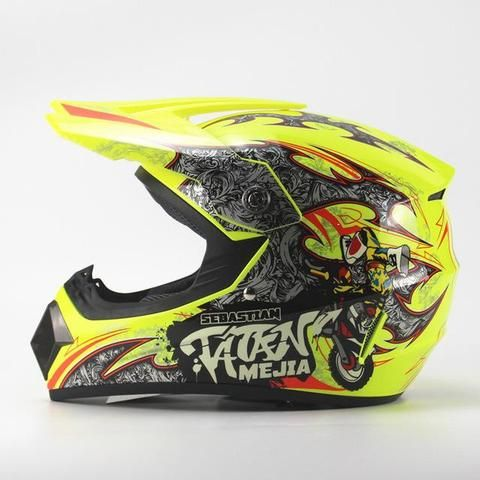 save up to 80% wholesale official photos DIRT HELMET = FREE GLOVES, GOGGLES, & FACE SHIELD - FIZWAY ...