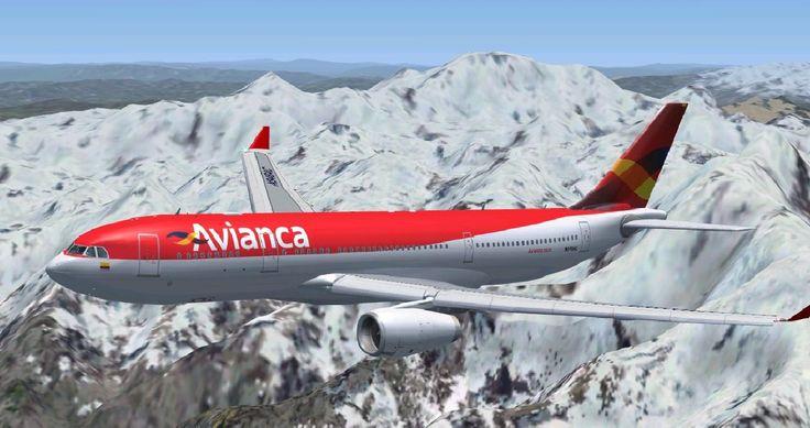 Av A330...