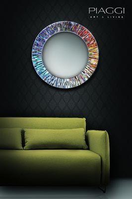 designer mirrors @ http://piaggi.co.uk #handmade #mirrors #mosaic #luxury