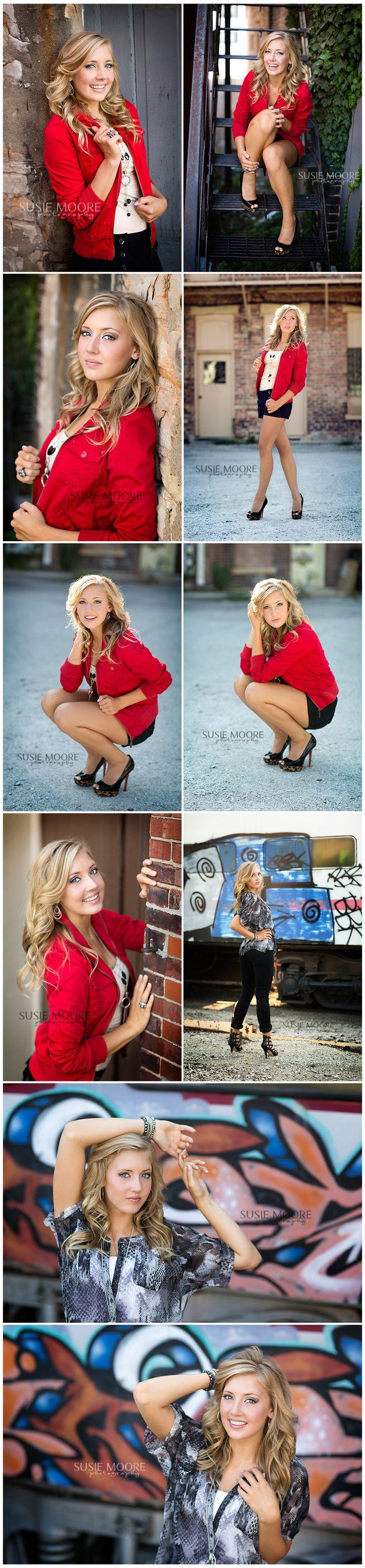 Senior Girl |Susie Moore Photography