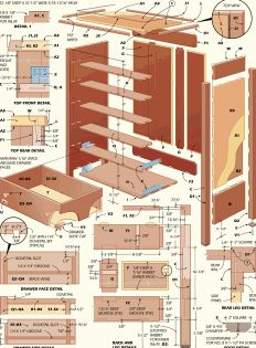 project free woodworking plans woodworking and woodworking plans ...