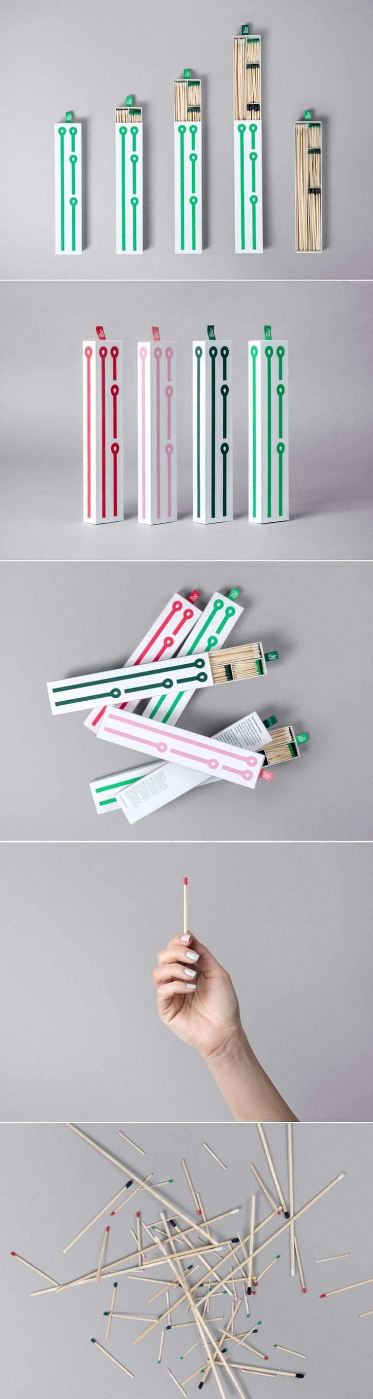Four Ways to Light the Perfect Match — The Dieline - Branding & Packaging Design
