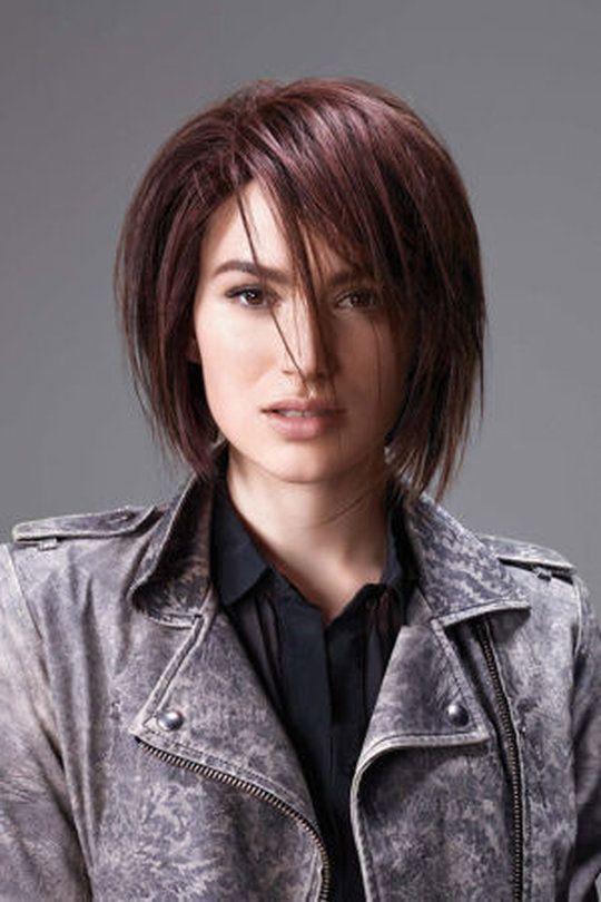 Connu Les 25 meilleures idées de la catégorie Cheveux brun acajou sur  MZ54