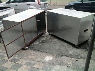 VANILTON SANTOS Serralheria fabricação e manutenção: Carrinho Box