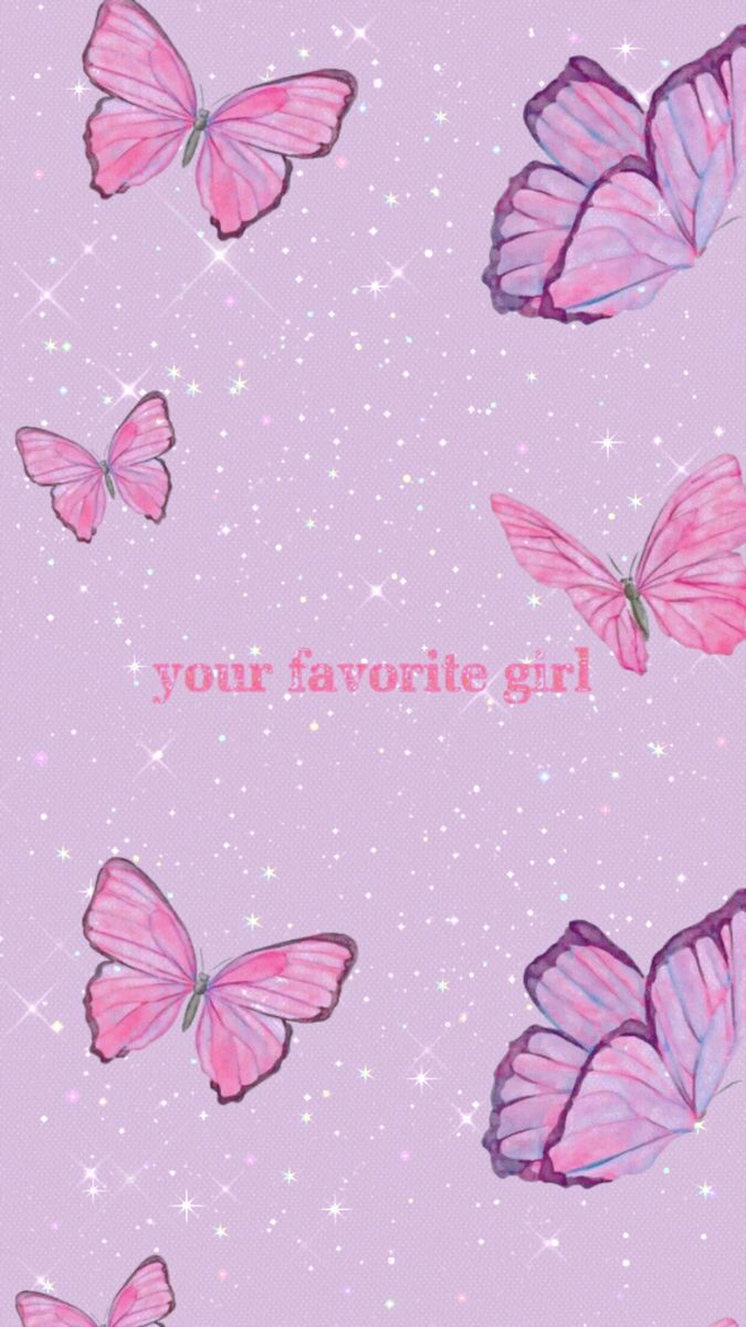 Wallpaper In 2020 Butterfly Wallpaper Iphone Iphone Wallpaper Girly Pretty Wallpaper Iphone