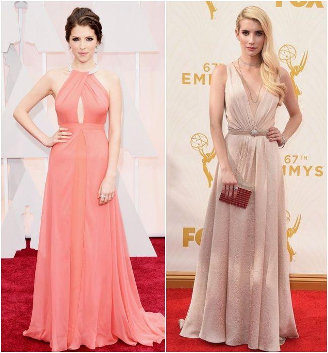 Dicas de modelos de vestidos para madrinhas que não gostam de bordados. Apenas cuidado com a cor para não ficar muito apagada.