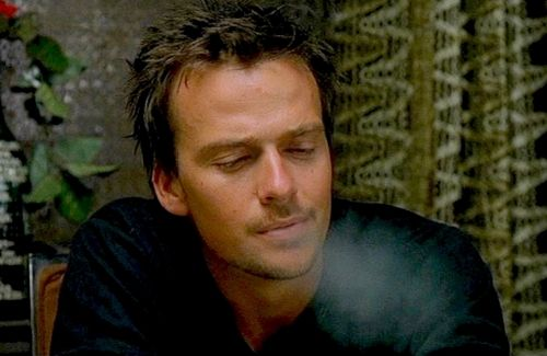 Sean Patrick Flanery as Connor MacManus in the 1999 film Boondock Saints