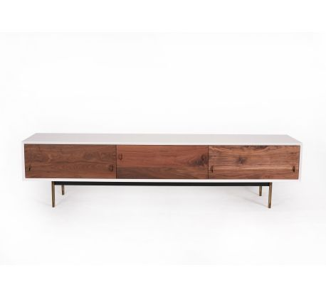 Organic Modernism in Brooklyn has some fantastic furniture including Indira  TV 3. 61 best Media cabinets images on Pinterest   Tv stands  Credenza