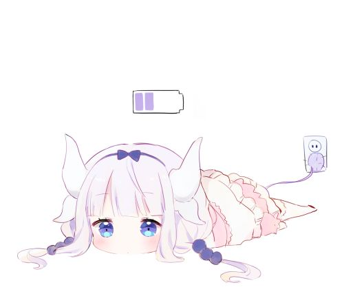 kobayashi-san chi no maid dragon, Kanna