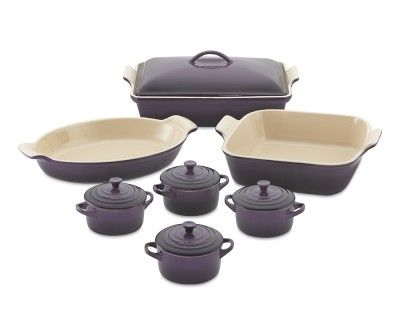 Le Creuset Stoneware 12-Piece Bakeware Set #WilliamsSonoma